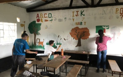 Franziska's impressions of volunteering in Zambia